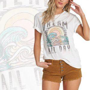 NEW🌸BILLABONG Dream All Day T-Shirt